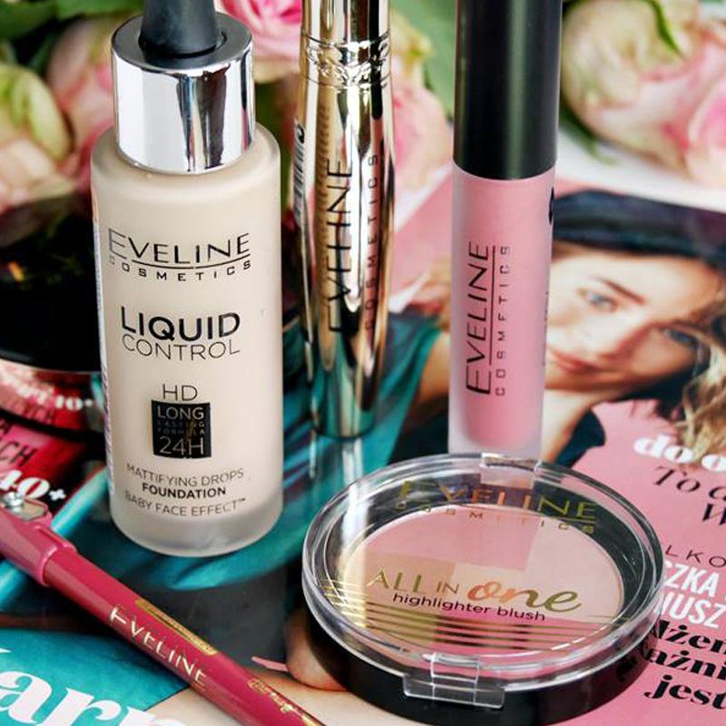 Promocja -50% na całą markę Eveline: te kosmetyki warto kupić!