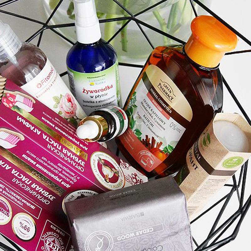 Kilka naturalnych zamienników ulubionych kosmetyków